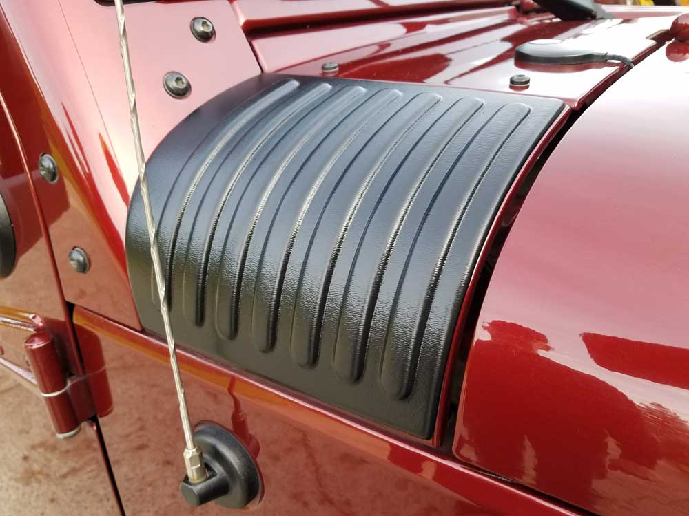 RAB Products Cowl Covers